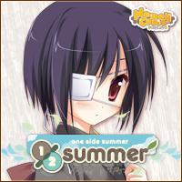 ALcot ハニカム 『1/2 summer』 応援中!